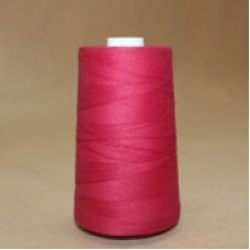 Нитки 70 ЛЛ №1406 розово-красные