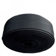 Син.лента корсажная 45мм  черная (100 м  в рул) Китай