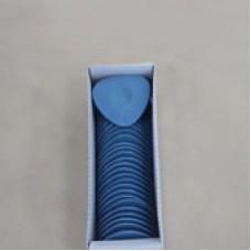 Мел восковой овальный голубой (30 шт в кор)
