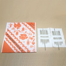 Иглы для ручного шитья