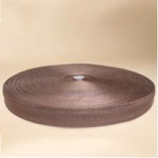 Лента окантовочная 22 мм коричневая\0603 ( 100 м )