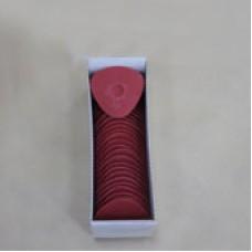 Мел восковой овальный красный (30 шт в кор)