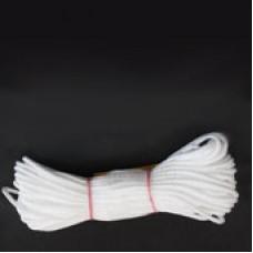 Веревка плетеная д-4,0 мм 25 м