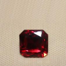 Страза COL 1-20 мм (красный квадрат  ) 900 шт