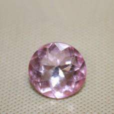 Страза COL 4-22 мм (розовый круг ) 770 шт