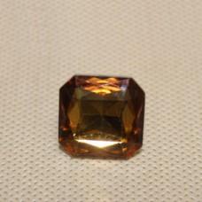 Страза COL 5-20 мм (медовый квадрат) 900 шт