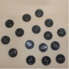Пуговица пластмассовая 18 мм