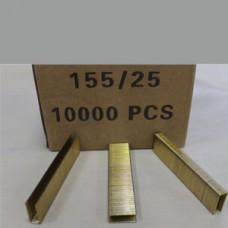 СКОБА 25 Кармин  (10 000 шт. в блоке)