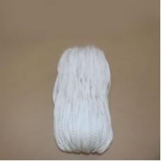 Шнур д.5 мм. белый (100м.)