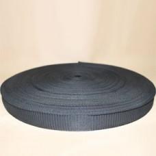 Стропа 35мм 100м черный