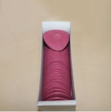Мел восковой овальный розовый (30 шт в кор)