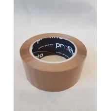 Скотч коричневый 50мм  150 м/рул.