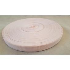 Лента окантовочная 22 мм кремово-розовый (100 м)