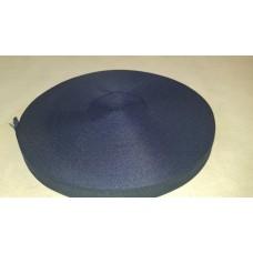 Лента окантовочная 22 мм синяя №26  (100 м)