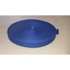 Лента окантовочная 22 мм синяя №35 / 0506 (100 м)