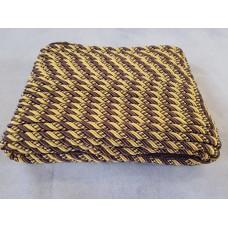 Кант декоративный K-1.7  (25м) (шоколадно-золотистый)