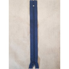 Молния №9 (20 см синяя)