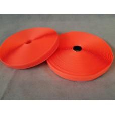 Липучка 25мм №121 (оранжевая)