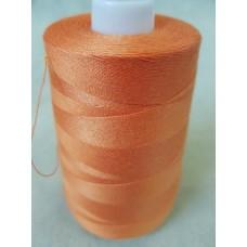 Нитки 70 АП\ПМ швейные армированные №153 оранжевые (10 шт в упак.)