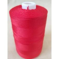 Нитки 70 АП\ПМ швейные армированные №199 темно-красные (10 шт в упак)