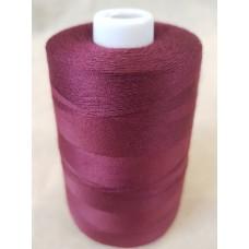 Нитки 70 АП\ПМ швейные армированные №235 темно-бордовый (10 шт в упак)