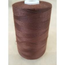 Нитки 70 АП\ПМ швейные армированные №240 коричневые (10 шт в упак)