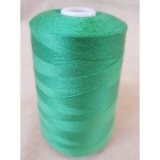 Нитки 70 АП\ПМ швейные армированные №283 зеленые (10 шт в упак)